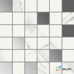 Gạch Aparici Allegro Bianco Natural Mosaico 5x5 G-3666