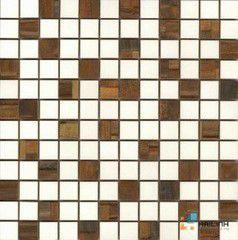 Gạch Aparici Bosco Walnut Mosaico 2,5x2,5 G-3756