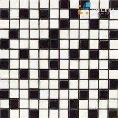 Gạch Aparici Nordic Mix Negro Mosaico 2,5x2,5 G-3756