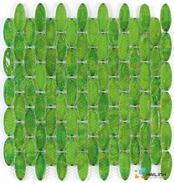 Gạch Aparici Eliptic Green G-3722