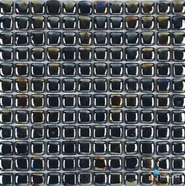 Gạch Aparici Ozono Square Black G-3722