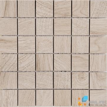 Gạch Aparici Saw Maple Natural Mosaico 5x5 G-3666