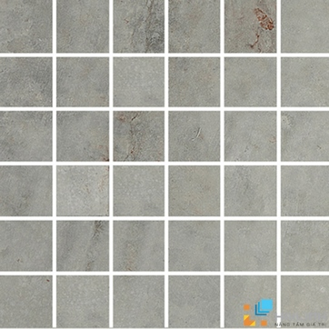 Gạch Aparici Zone Grey Natural Mosaico 5x5 G-3558