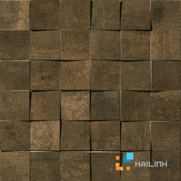 Gạch Aparci Blade Bronze Lappato Mosaico 5x5 3D G-2187
