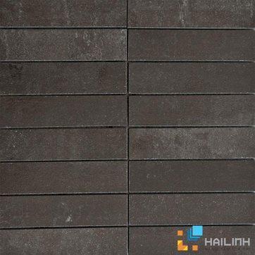 Gạch Aparci Blade Graphite Lappato Mosaico 3.5x15 G-3708