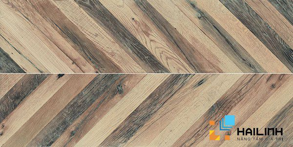 Gạch Refin Chevron Naturel - R LJ44