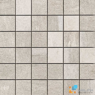 Gạch Aparici Mixing Grey Natural Mosaico 5x5 G3558