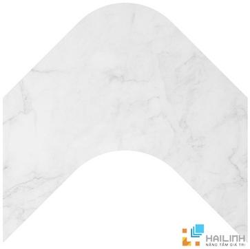 Gạch Aparici Imarble Carrara Lappato Bend G-3822