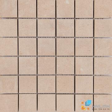 Gạch Aparici Isen Beige Natural Mosaico 5x5 G-3558