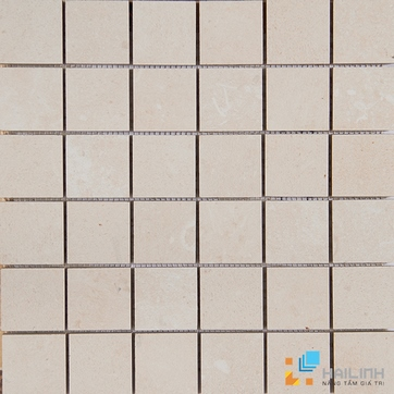 Gạch Aparici Isen Ivory Natural Mosaico 5x5 G-3558