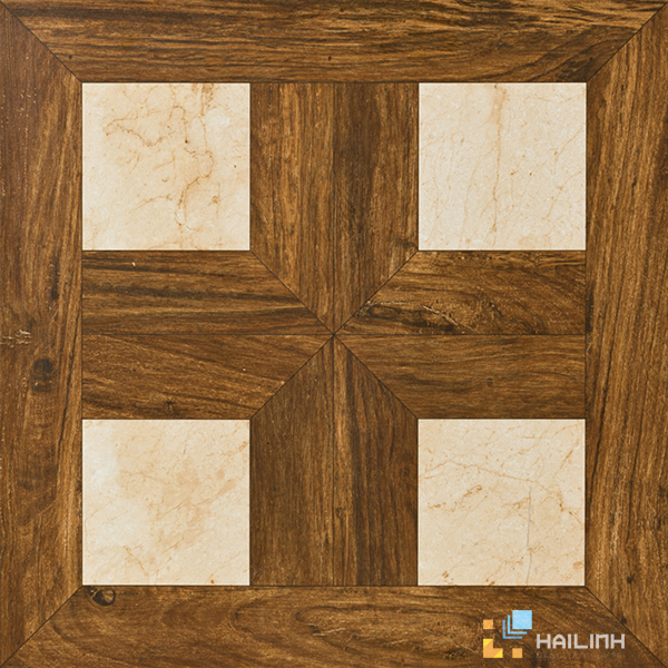 Gạch Aparici Lord Oak Stamp Natural G 3158