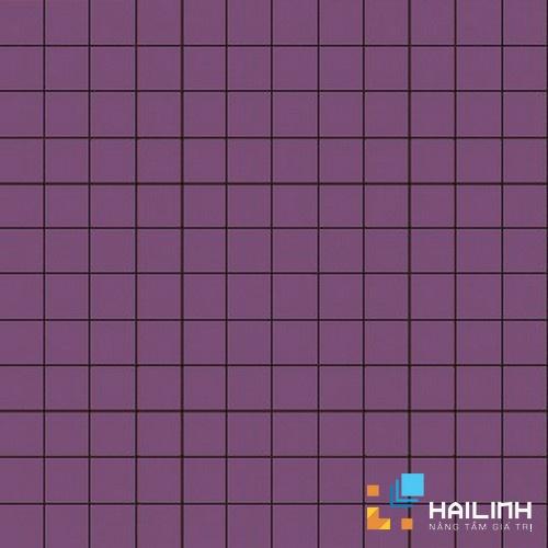 Gạch Aparici Nordic Purple Mosaico 2,5x2,5 G-3756