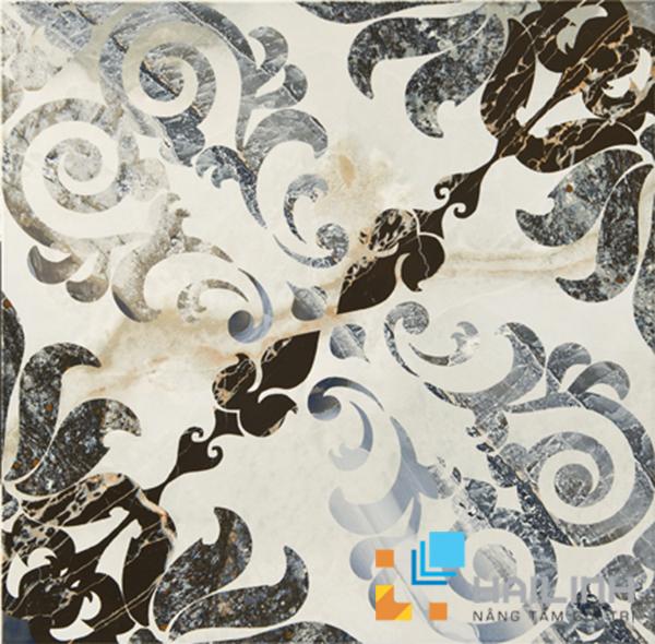 Gạch Aparici Romance Grey Centro Brillo G-2155