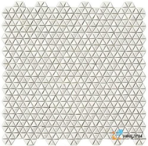 Gạch Aparici Triangoli White Micromos G-2195