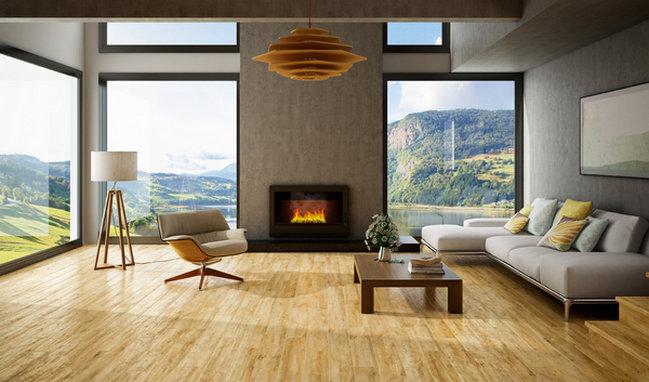 Gạch lát nền phòng khách Aparici Sylan Maple G-3230