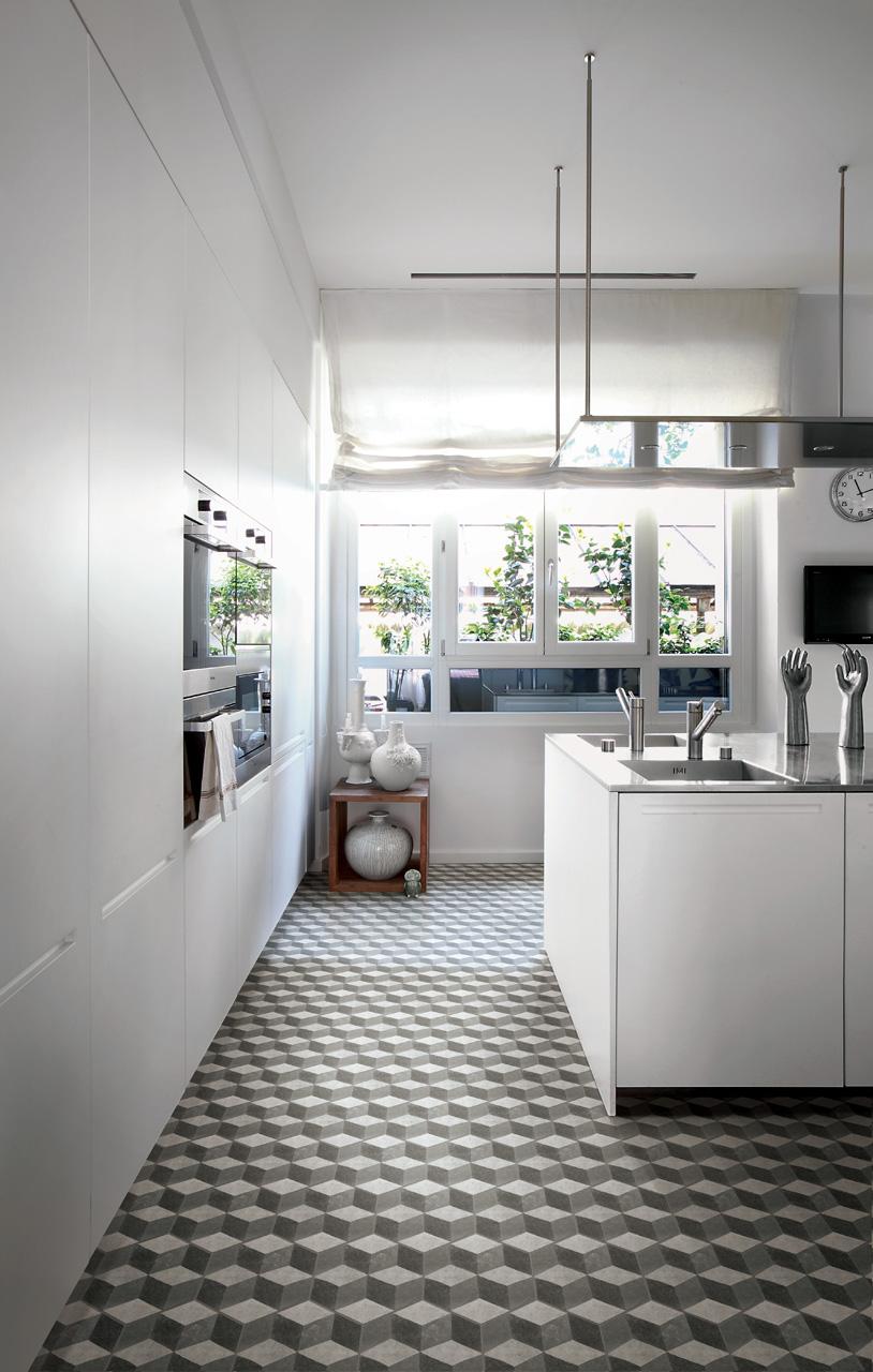 Phòng mẫu gạch FAP Firenze Deco Grey