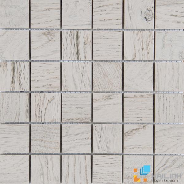 Gạch Aparici Saw Grey Natural Mosaico 5x5 G-3666