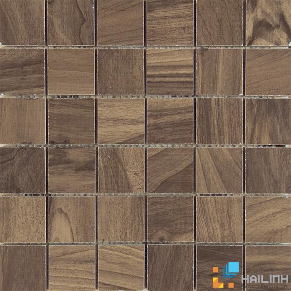 Gạch Aparici Saw Oak Natural Mosaico 5x5 G-3666