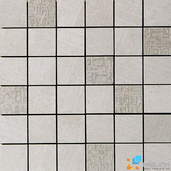 Gạch Aparici Zenith Grey Natural Decor Mosaico 5x5 G-3666