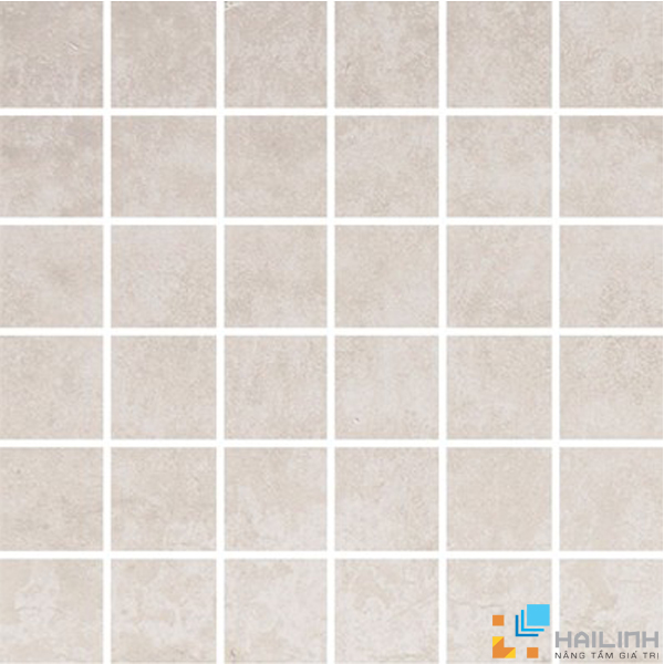 Gạch Aparici Zone Ivory Natural Mosaico 5x5 G-3558 1