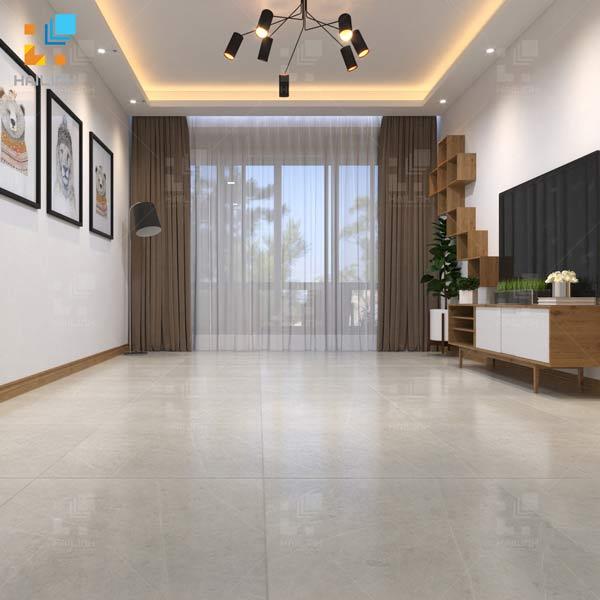 Nguyên tắc cần nhớ khi chọn mẫu gạch lát nền phòng khách 1