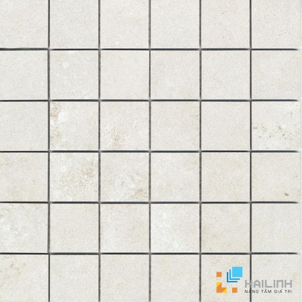 Gạch Aparici Baffin Grey Natural Mosaico 5x5 G-3638