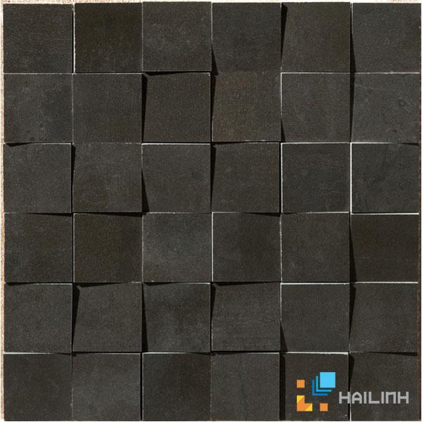 Gạch Aparci Blade Graphite Lappato Mosaico 3D 5x5 G-2187