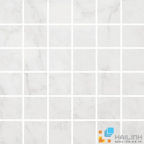 Gạch Aparici Imarble Carrara Lappato Mosaico 5x5 G-3666