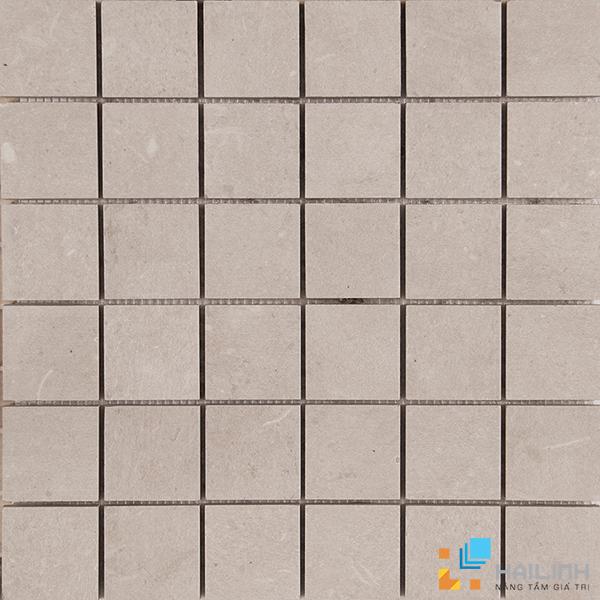 Gạch Aparici Isen Grey Natural Mosaico 5x5 G-3558