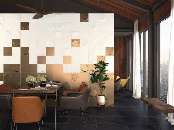 Gạch ốp tường bếp ngăn ẩm mốc trong ngôi nhà bạn