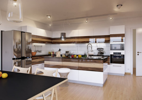 Cách chọn gạch lát nền nhà bếp phù hợp, hiệu quả nhất