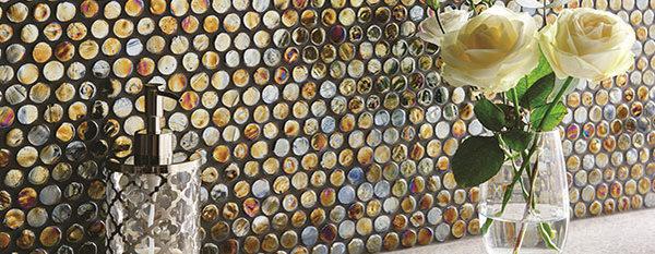 gạch mosaic Italy ngày càng được sử dụng rộng rãi
