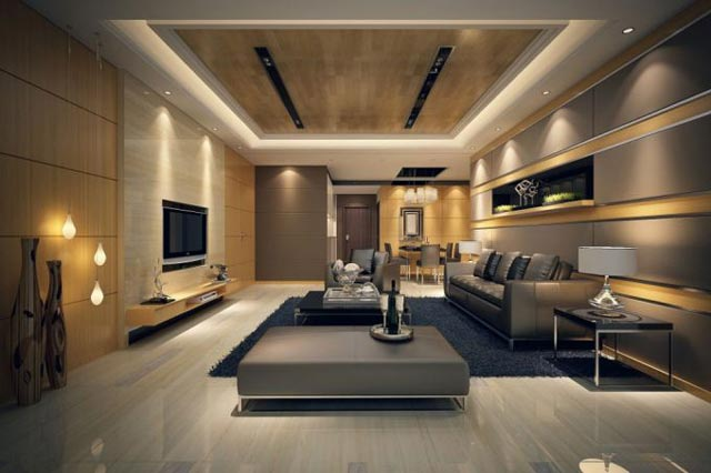 Photos Of Modern Living Room Interior Design Ideas 3