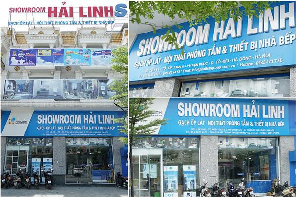 showroom ha dong