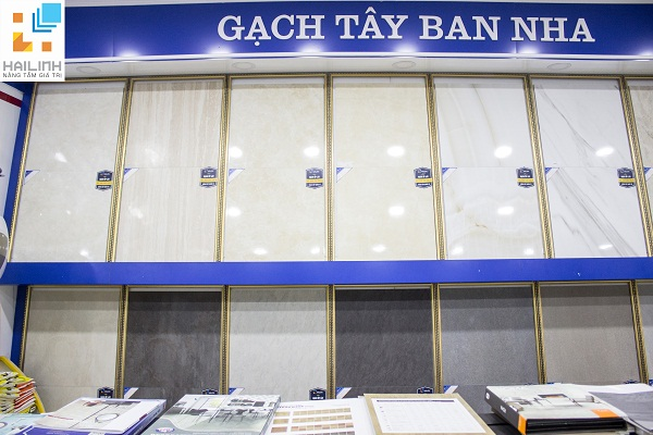 gach Tay Ban Nha